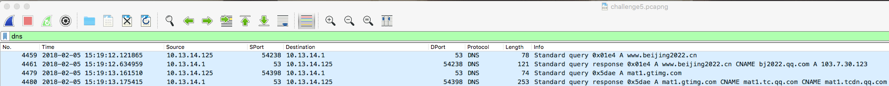 wireshark pcap analysis puzzle 5 dns analysis 3 of 4