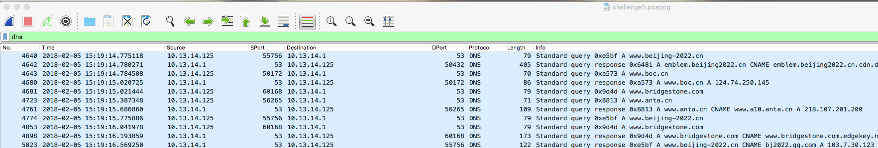 wireshark pcap analysis puzzle 5 dns analysis 4 of 4