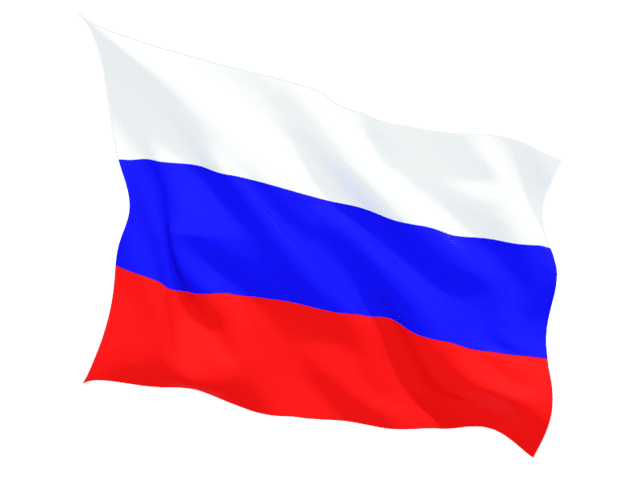 russian flag mueller indictment