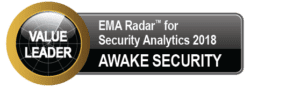 """""""Value Leader"""" in Network Security Analytics awards"""