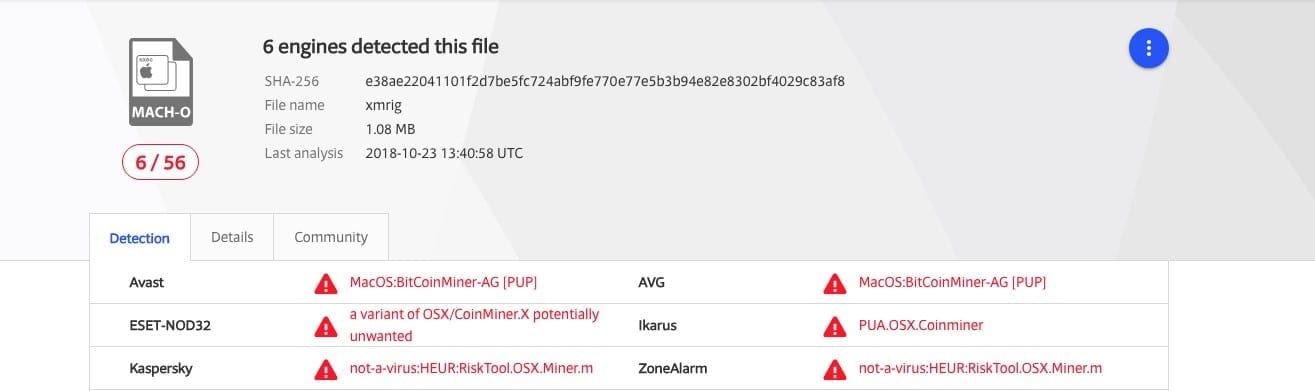 advanced persistent threat file scan