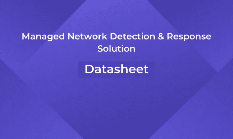 managed network detection & response solutions