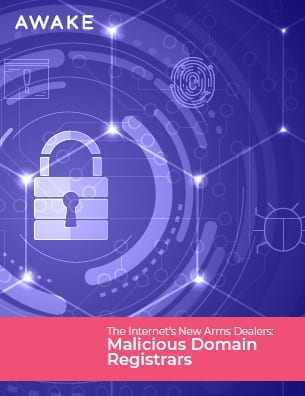 The Internet's New Arms Dealers: Malicious Domain Registrars report